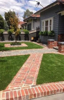 landscaping Melbourne northern suburbs